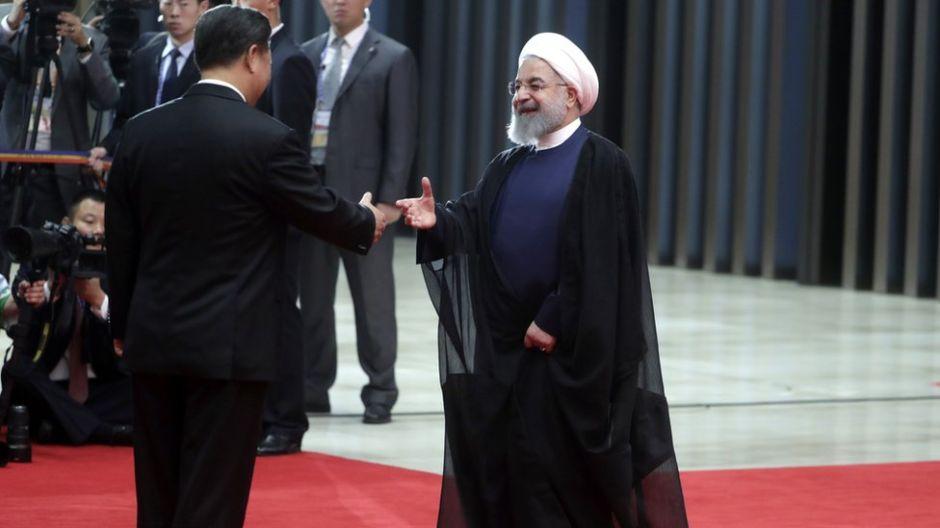 Por qué China tiene buena relación con Irán, Israel y Arabia Saudí, enemigos mortales entre sí