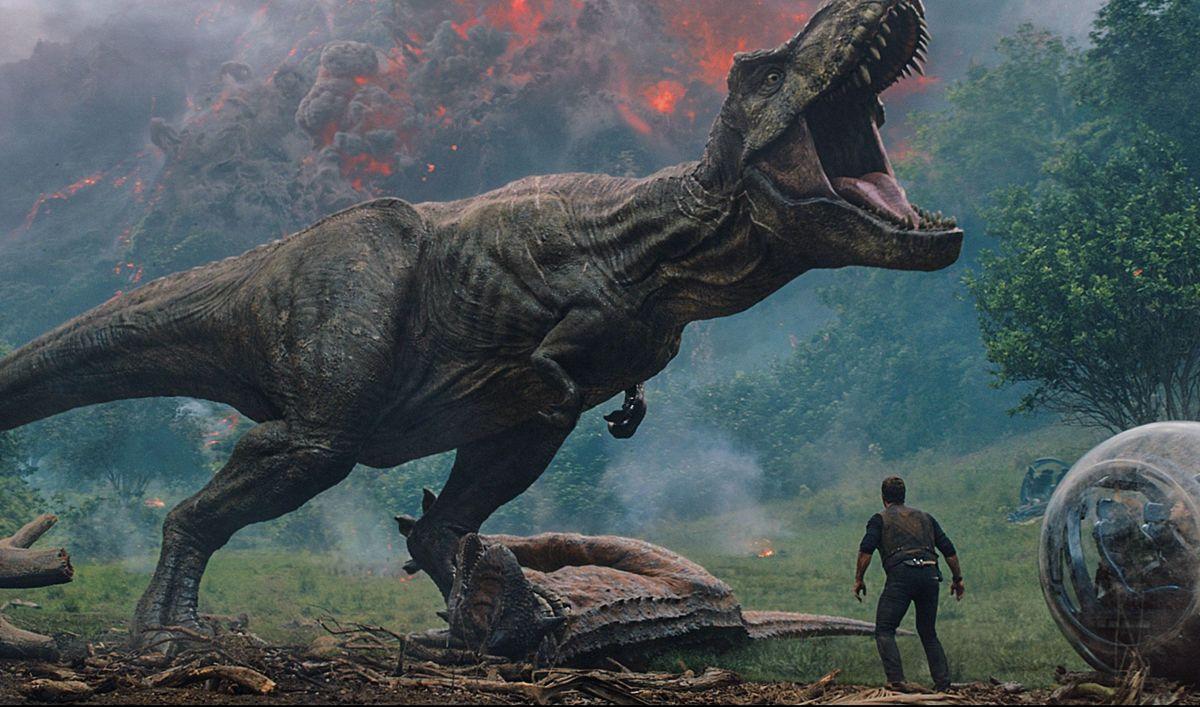 """Universal Studios estrenará en verano una atracción sobre """"Jurassic World"""""""