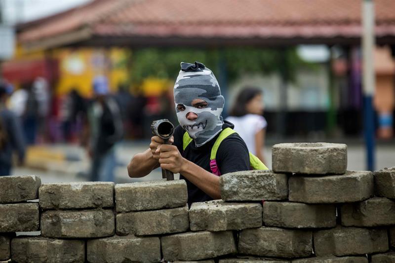 Nicaragua: Gobierno toma control de la ciudad Masaya tras intenso bombardeo