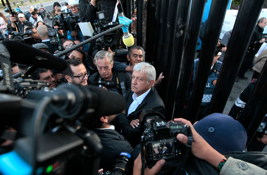 Andrés Manuel López Obrador será el nuevo Presidente de México
