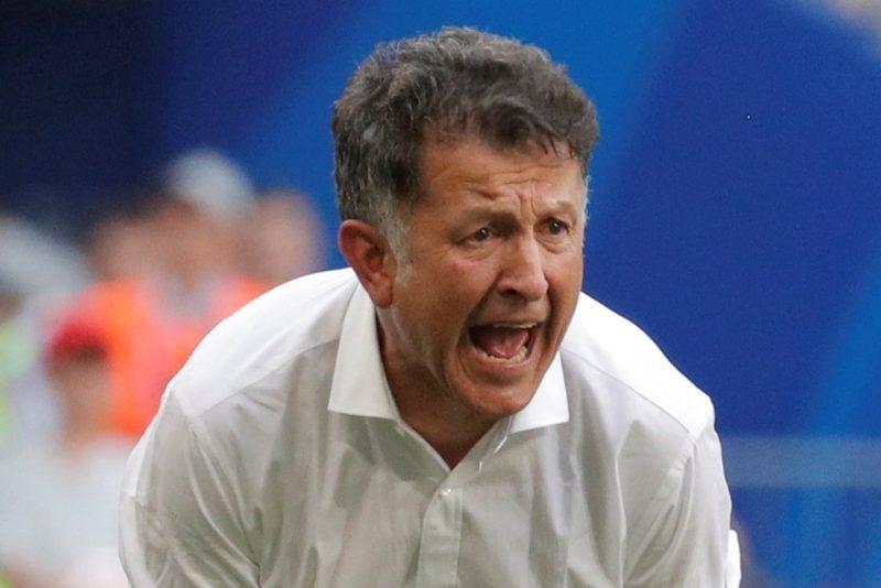 El todavía entrenador de México Juan Carlos Osorio. (Foto: EFE/ROBERT GHEMENT)