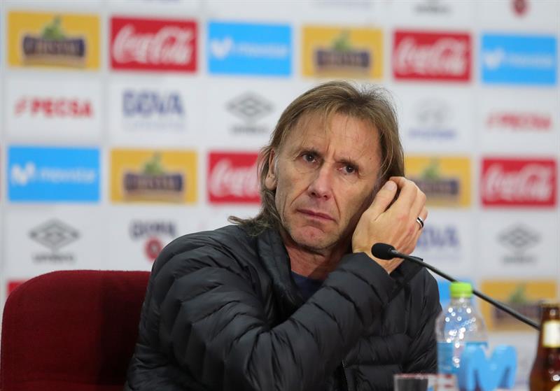 Ricardo Gareca ya tomó una decisión con la selección de Perú