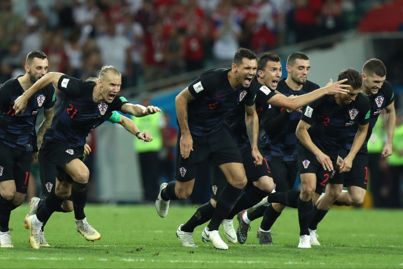 Rusia 2018: Croacia volverá a jugar con el uniforme negro ¿Casualidad o cábala?