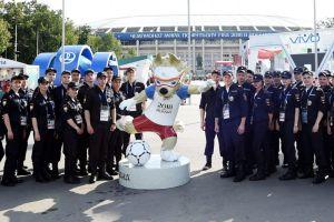 Rusia cerró con un curioso delito: Se robaron a la mascota del Mundial