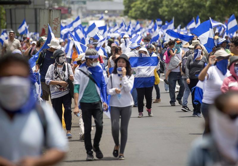 Casa Blanca aprieta tuercas al gobierno de Ortega por continua violencia en Nicaragua
