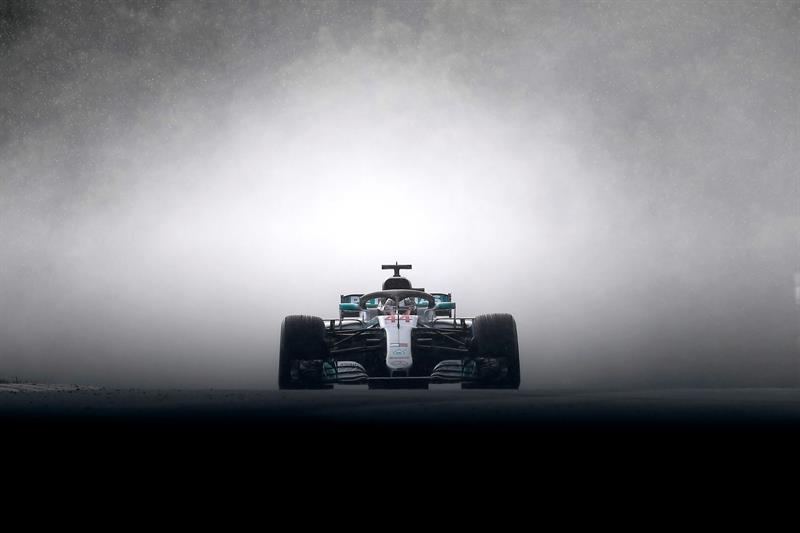Hamilton sorprendió en Hungría.