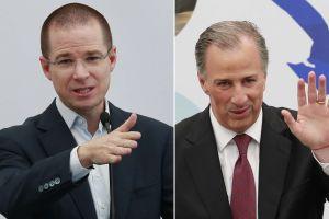 Ricardo Anaya y Jose Antonio Meade reconocen triunfo de AMLO