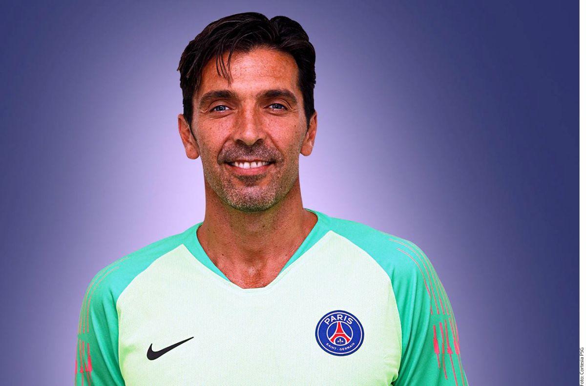 Gianluigi Buffon es el nuevo portero del París Sain-Germain