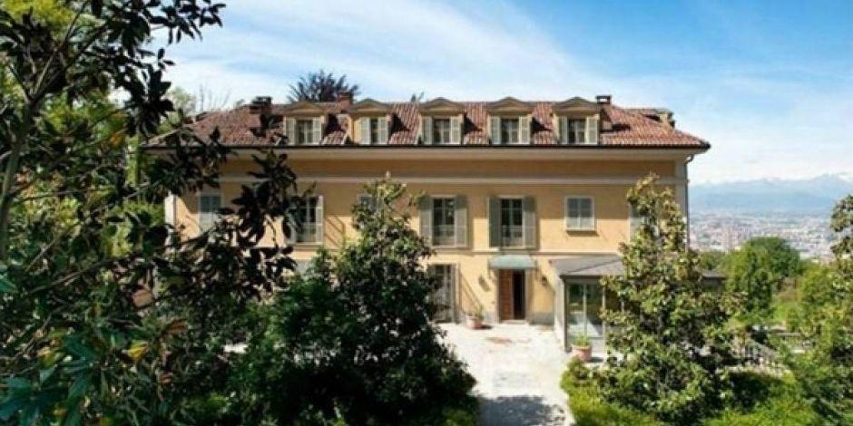 VIDEO: La espectacular mansión en la que viviría Cristiano Ronaldo en Italia