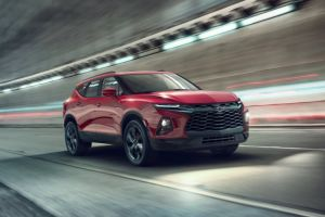 Chevrolet Blazer regresa este 2020 totalmente rediseñada