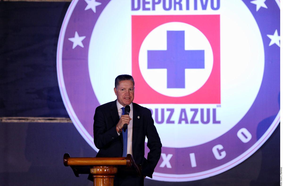 Peláez se previene y advierte que a Cruz Azul le afectará entrenar poco