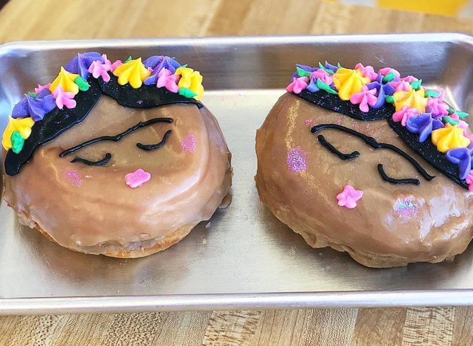Donuts en Downey inspirados en la cultura y el sabor de México