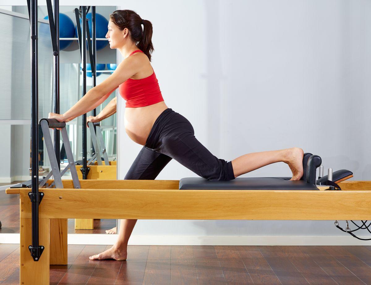 El embarazo, el ejercicio y el calor