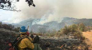 Cierran partes de Yosemite porque el incendio de Ferguson se acerca