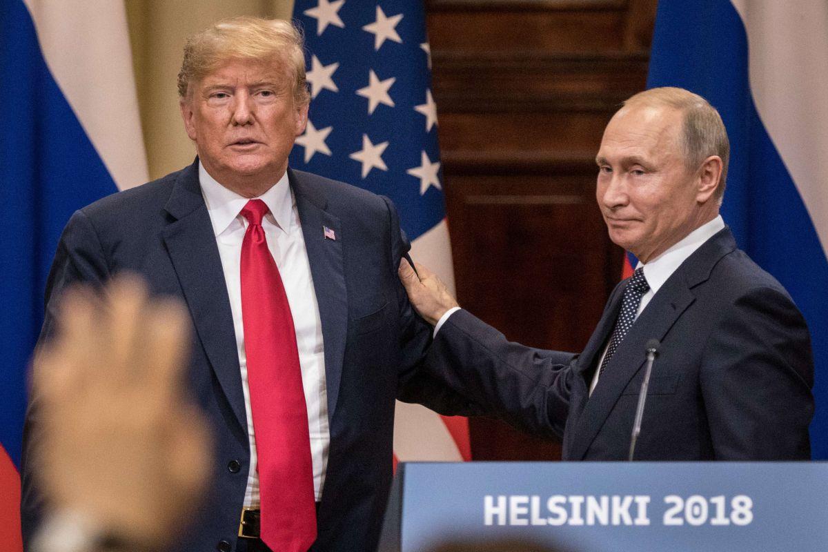 Trump contradice a su propio gobierno tras hablar con Putin sobre Venezuela