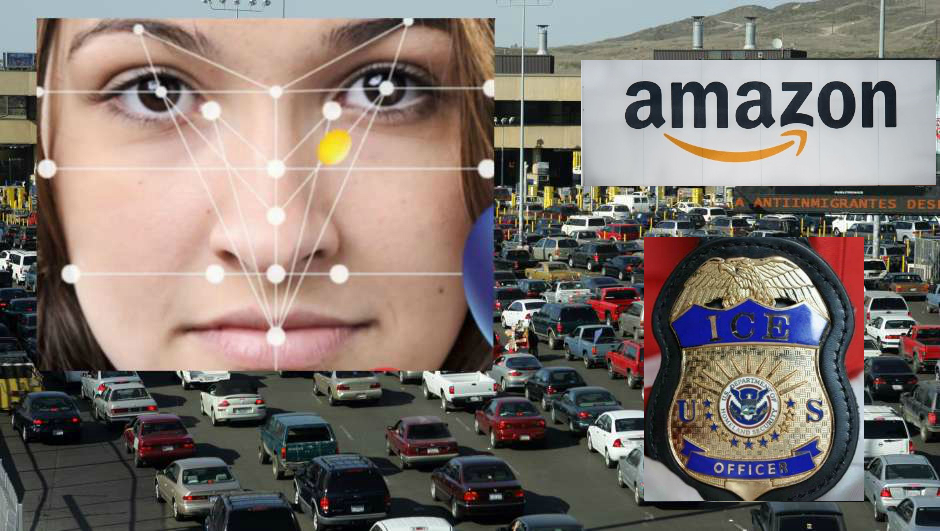 Amazon quiere vender tecnología que ayude a ICE en su cacería de inmigrantes