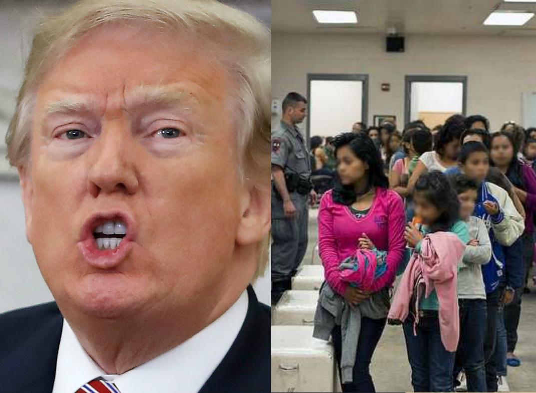 """La """"mano fuerte"""" del gobierno Trump vuelve a caer sobre las familias separadas en la frontera"""
