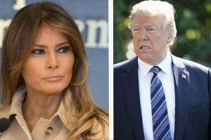 Melania pide ayuda a estudiantes para darle una lección a Trump