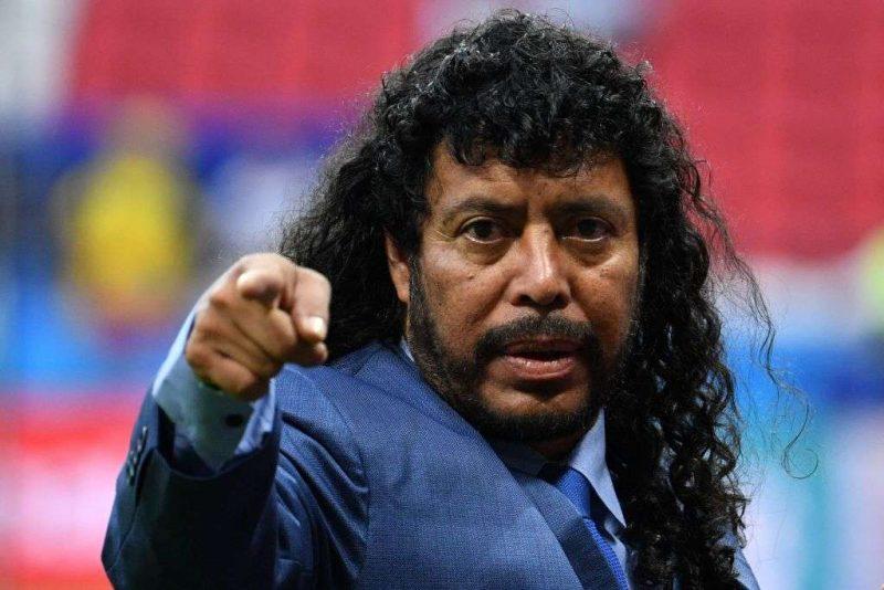 Higuita recuerda su 'Escorpión' en Wembley 23 años después