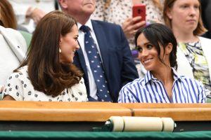 La duquesa de Cambridge es el pilar de apoyo de Meghan Markle ante la polémica creada por su padre
