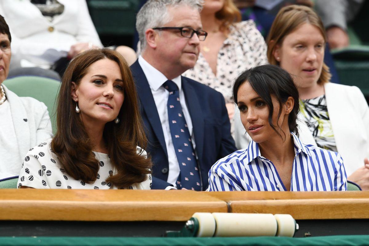 Empiezan las fricciones entre Kate Middleton y Meghan Markle