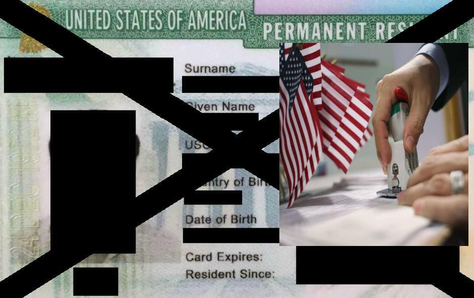 Trump sigue su campaña para reducir la inmigración legal en EEUU