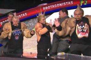 TV Azteca rindió homenaje a Andrés Bustamante en Rusia, pero resultó contraproducente
