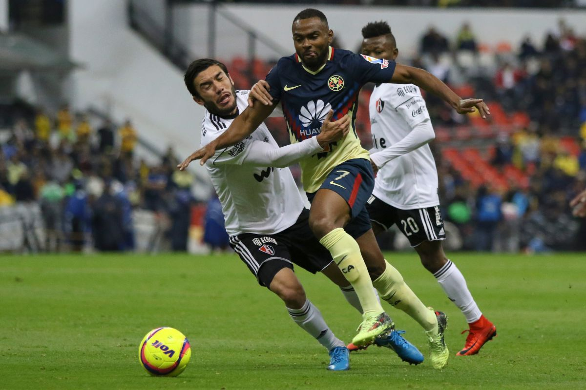 América recibe al Atlas, en duelo de la fecha 2 del torneo Apertura 2018