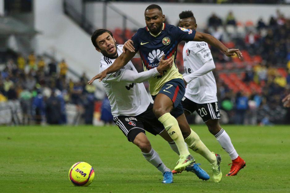 Liga MX, fecha 2: América vs. Atlas, horarios y canales de TV