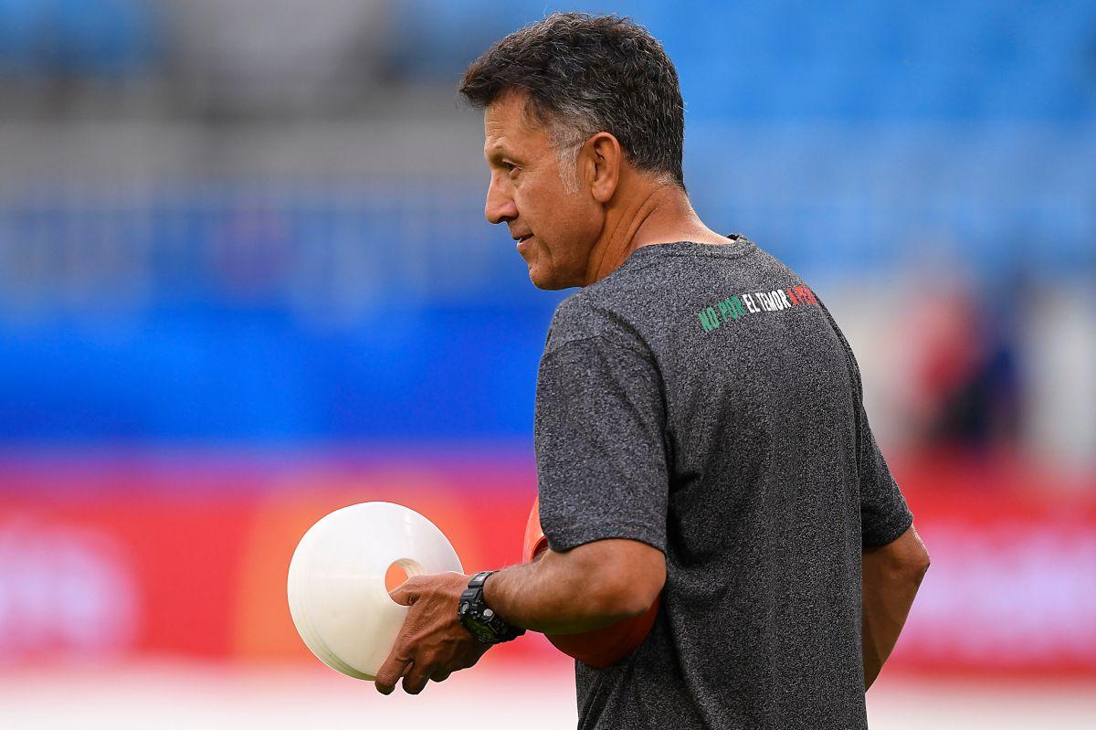 Juan Carlos Osorio decidió dejar la dirección técnica de la selección mexicana