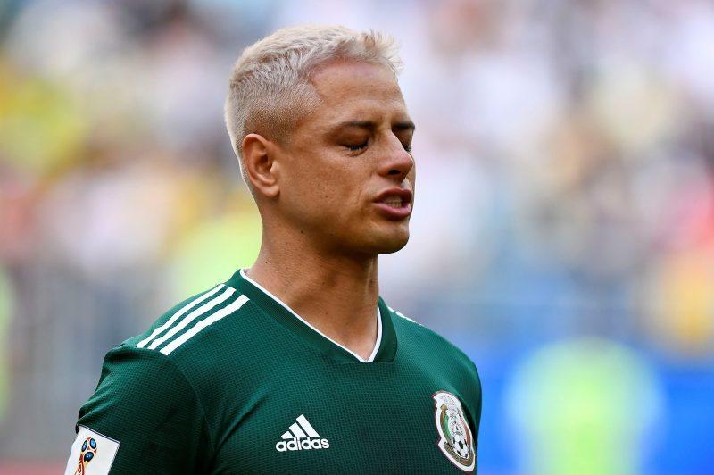 ¡Para llorar! Chicharito dedica mensaje a Juan Carlos Osorio