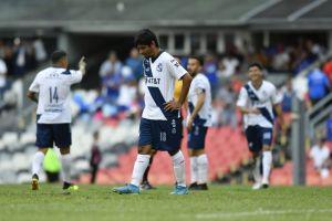 Los chinos le quedaron mal al Puebla que jugó con uniformes alternativos