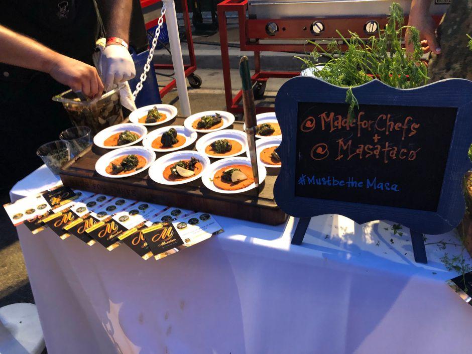 L.A. Live recibió al festival 'AltaMed Food And Wine'