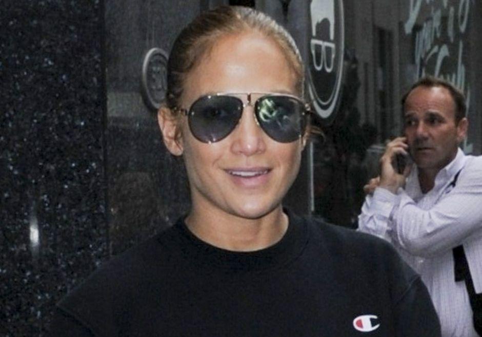Jennifer López robó las miradas en Nueva York con este 'look' deportivo