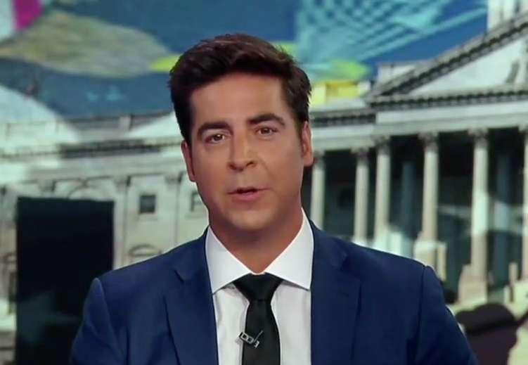 Jesse Watters, conductor de Fox News.