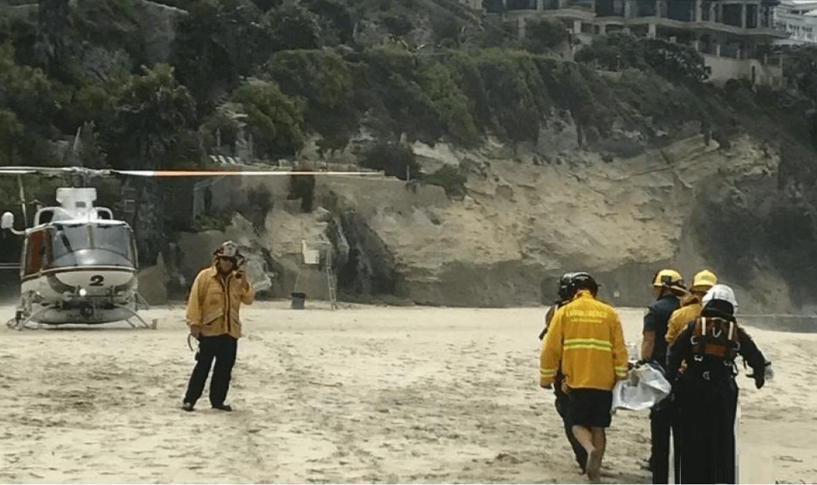 Hombre de 52 años se ahoga en Laguna Beach