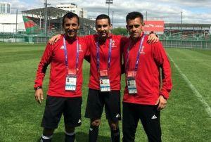 Rusia 2018: Los mexicanos que todavía buscan llegar a la final del Mundial