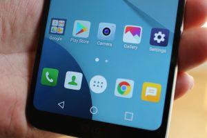 El LG Q6 es un celular económico excelente para los selfies