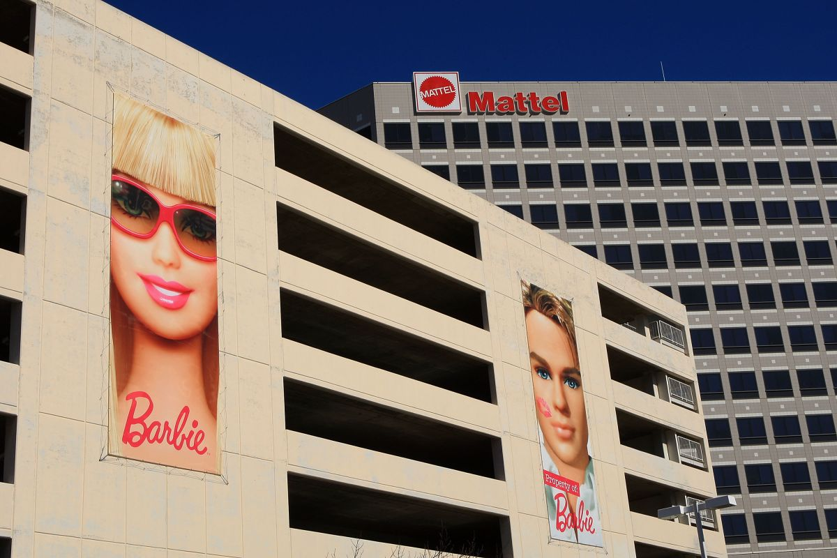 Las oficinas centrales de Mattel Inc. en El Segundo, California