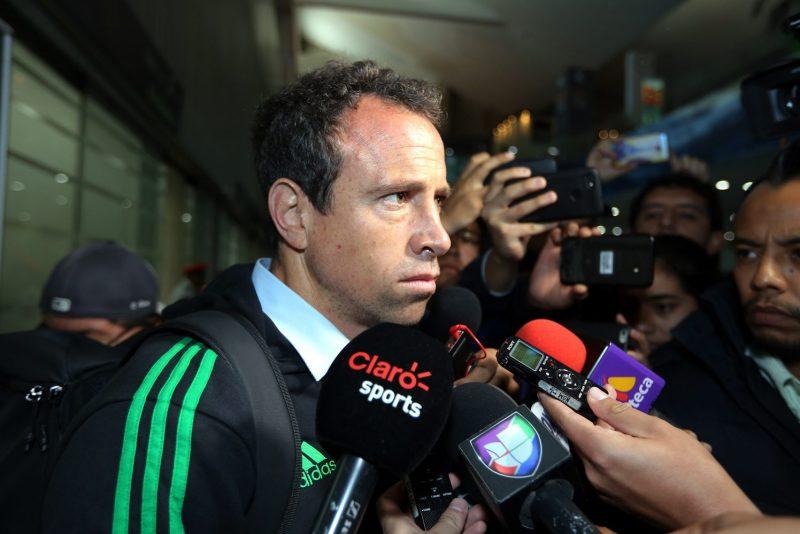 Gerardo Torrado, exfutbolista y directivo de la selección mexicana.