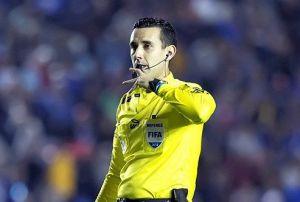 El árbitro mexicano César Ramos avanza otra vez en el Mundial Rusia 2018