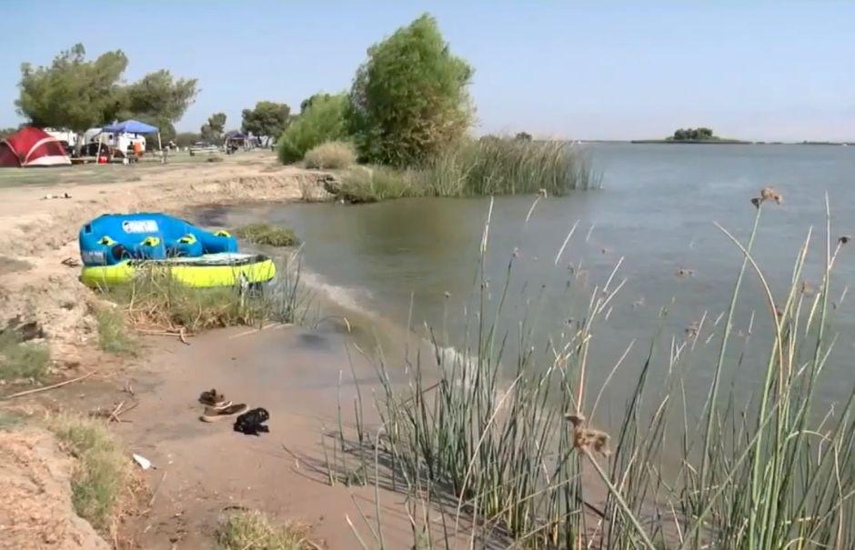 Niña de 5 años encuentra pierna humana en lago de Bakersfield