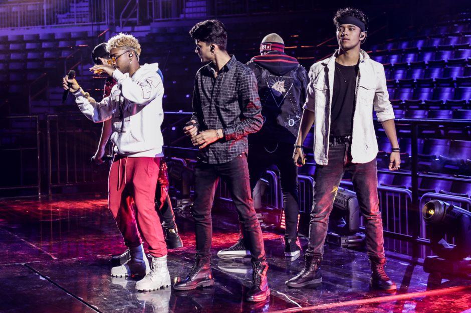 Fotos de los ensayos de Premios Juventud 2018 de Univision