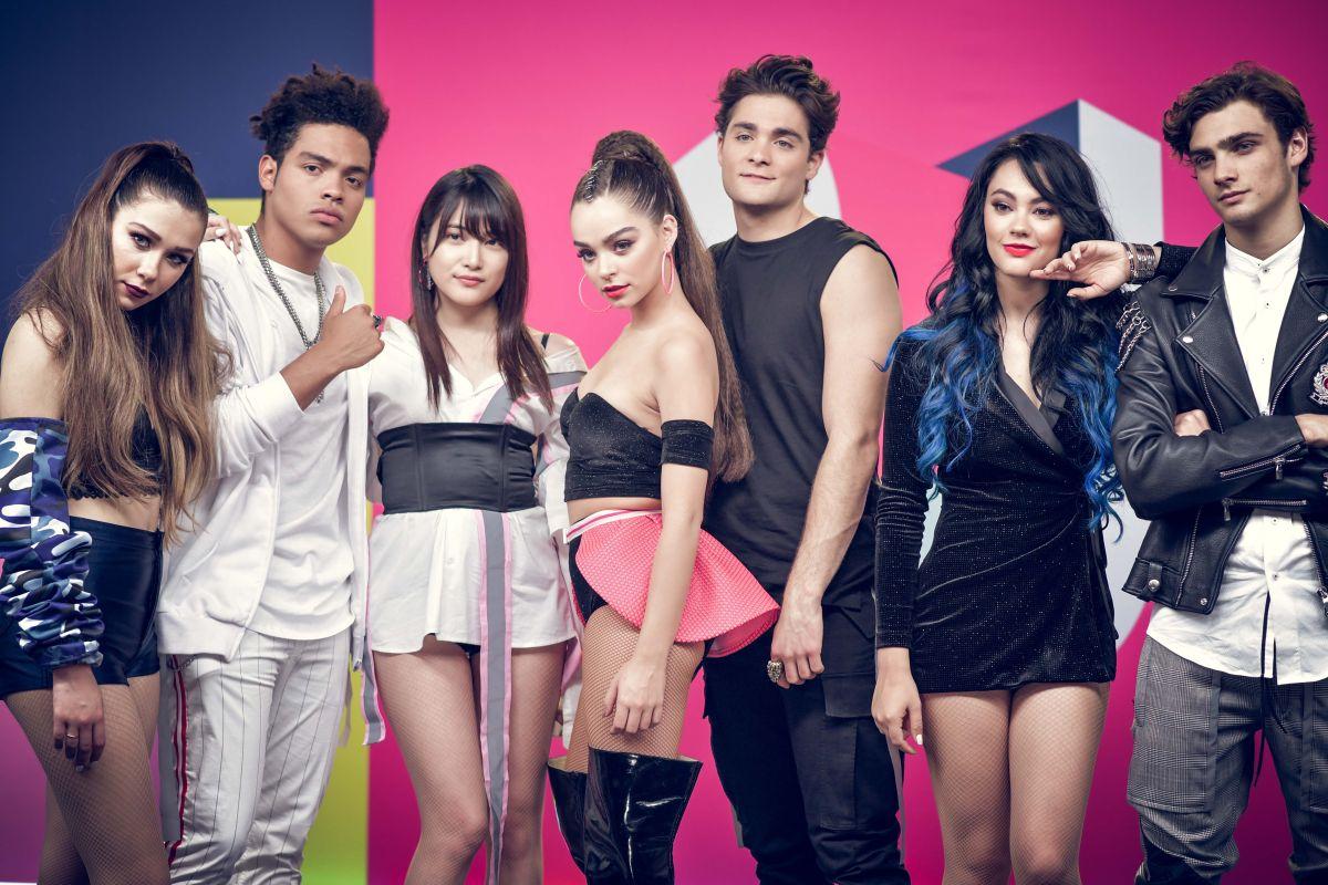 Los nuevos RBD, Like, hicieron su primera aparición en Estados Unidos / Cortesía: Univision
