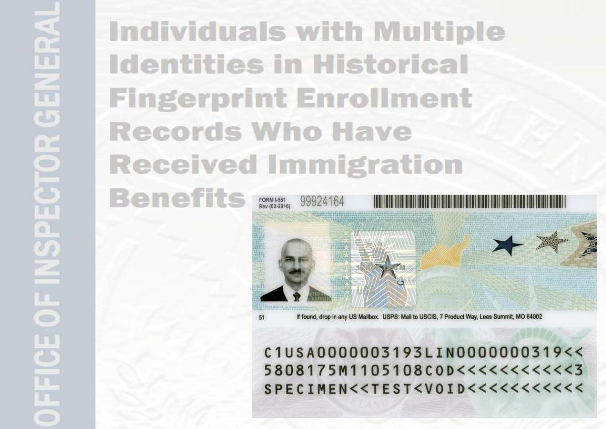 """¿A cuántos inmigrantes podría USCIS quitar la """"green card"""" o ciudadanía?"""