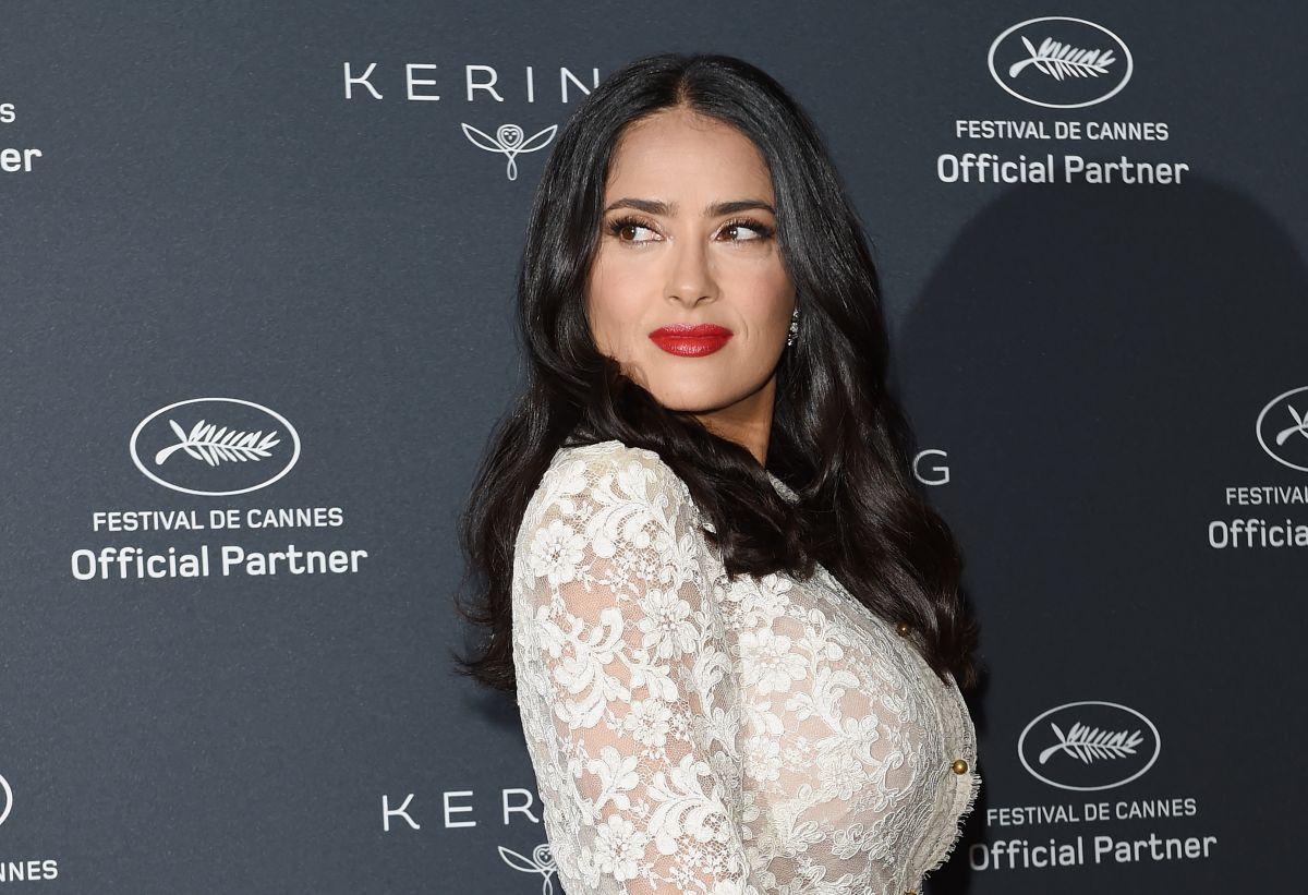 Hija de Salma Hayek, Valentina, comparte la belleza y el estilo de su madre