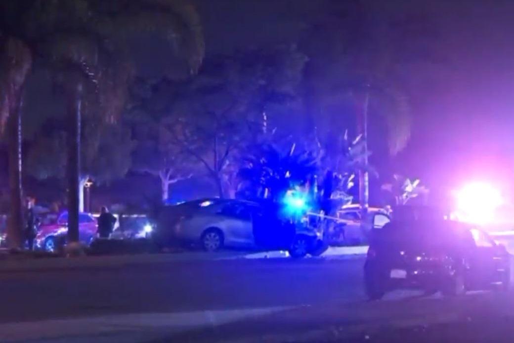 Policía de Santa Ana mata a conductor tras persecución policial