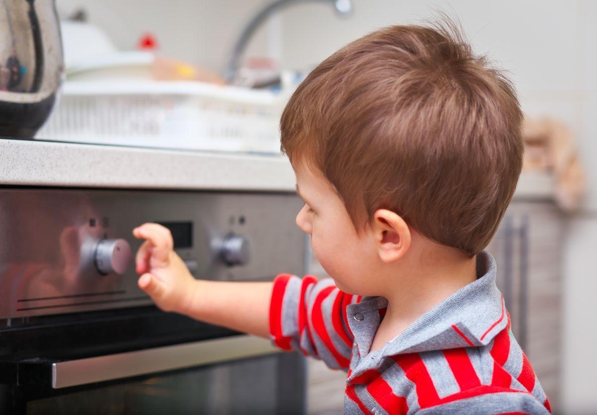 Para un hogar a prueba de niños