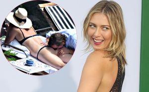 ¡Tremendas! Las fotos íntimas de María Sharapova con su novio