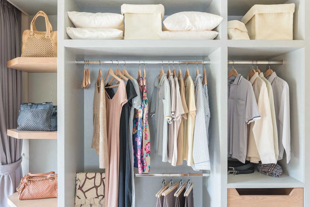 10 tips para tener menos ropa